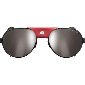 Julbo Cham Alti Arc 4+ Zonnebril Heren, zwart/rood